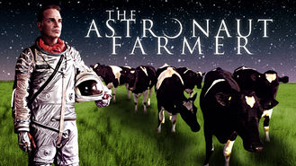 Netflix box art for The Astronaut Farmer