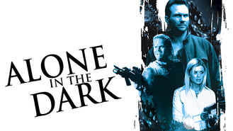 Netflix box art for Alone in the Dark